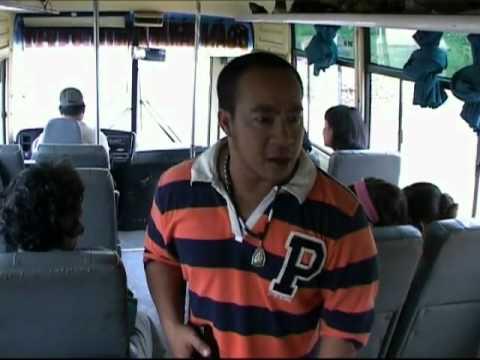 Cười chút thôi - Cướp xe buýt