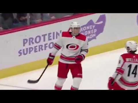 Victor Rask Goal vs COL November 2nd, 2017