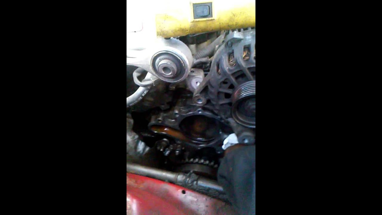 Ford Taurus Water Pump Installation