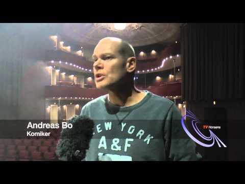 TV Horsens - Mads Langer fra Horsens Ny Teater