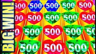 ★BIG WIN! 4X 💎JEWEL MULTIPLIER!!★ JEWEL REWARD & MORE Slot Machine Bonus (Konami)