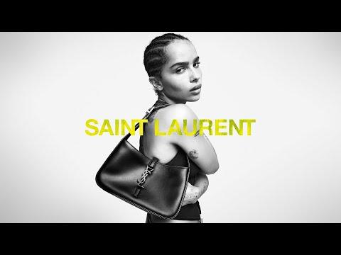 SAINT LAURENT - DENIM 2021 - ZOË KRAVITZ - LE 5 À 7