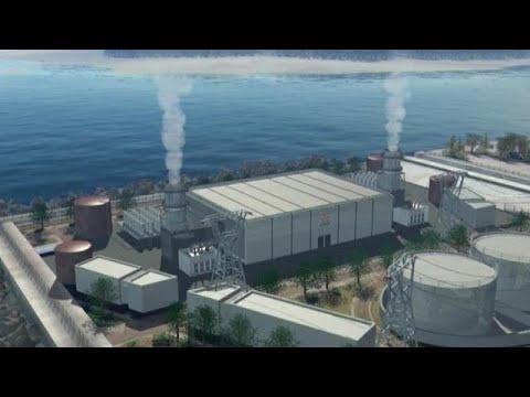 Comment une centrale thermique transforme les gaz de combustion en électricité - EDF