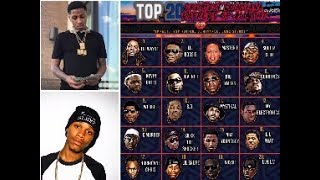 Top 20 Louisiana rappers OF ALL TIME???! Is Snupe Top 5?? (Light/Darksin Podcast)