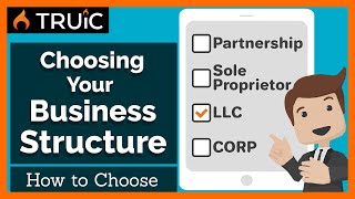 Business Structure - Choosing the right Structure for your Business