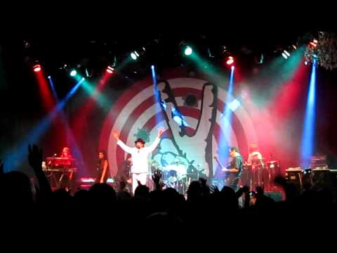 "Michael Franti covering The Talking Heads ""Once in a Lifetime"""