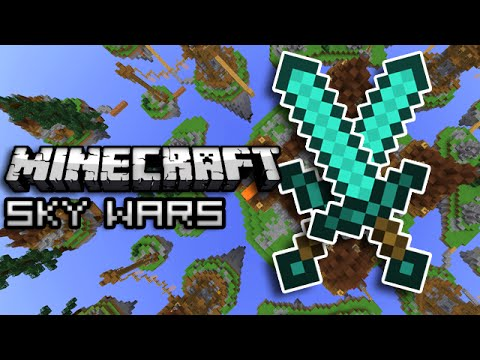 Minecraft: ONLY ONE - Sky Wars - YouTube