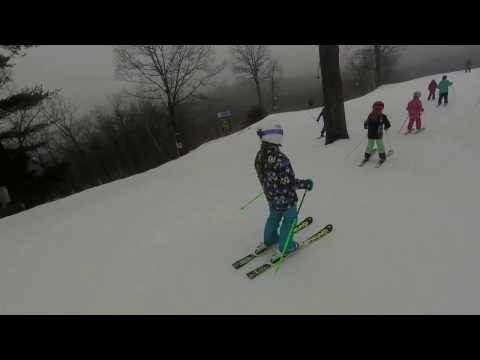 Skiing At Willard Mountain 1/21/2017