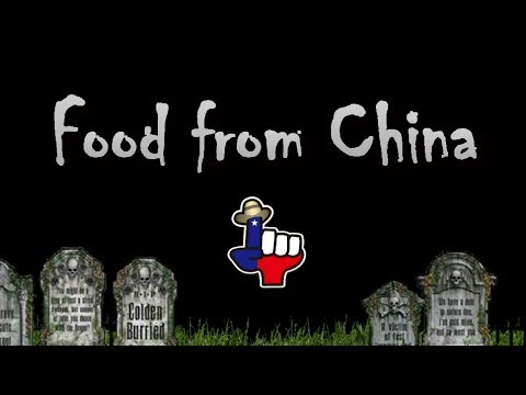 Food From China, Tainted And Dangerous?
