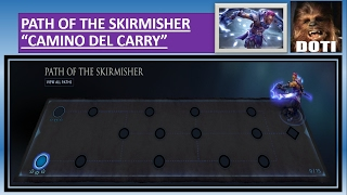 Battle Pass Winter 2017 - Path of the Skirmisher