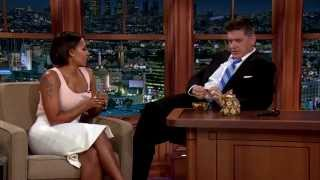 The Late Late Show with Craig Ferguson - Melanie ''Mel B'' Brown (September 25, 2014)