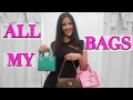 My Handbag Collection - Hermes, Chanel, Louis Vuitton, Gucci, Givenchy
