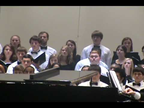 I Carry Your Heart With Me - Georgia All-State Chorus 2010