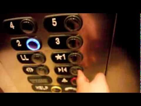 Thyssenkrupp Signa 4 Hydraulic Elevator At The Hilton Garden Inn Lincoln Ne Youtube