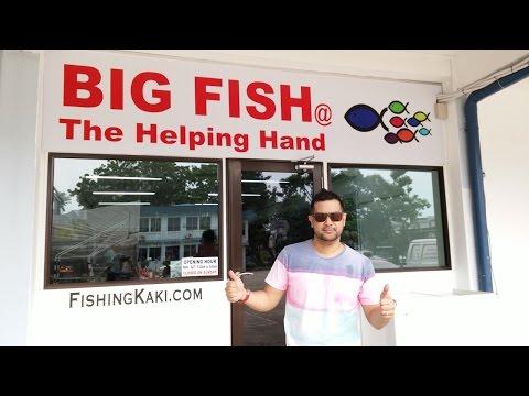 FishingKaki.com - The Helping Hand Interview
