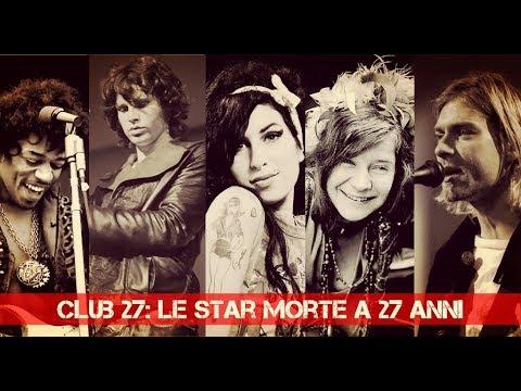 Club 27: il mistero delle star morte a 27 anni