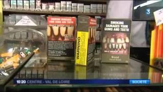 Paquet de cigarettes neutre, la colère des buralistes