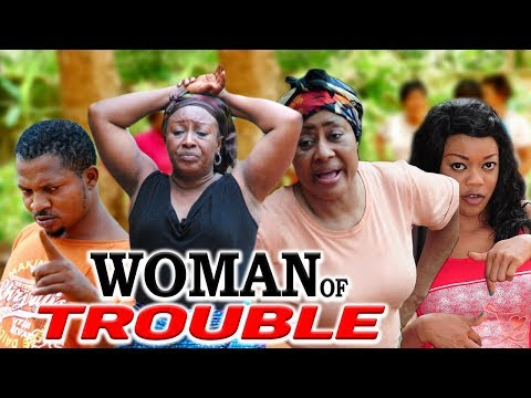 Download WOMAN OF TROUBLE -