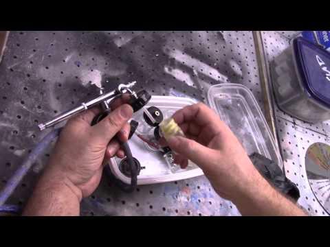 Tools, Tips & Tricks: Airbrush Caps