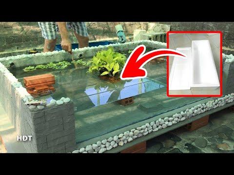Make fish tank