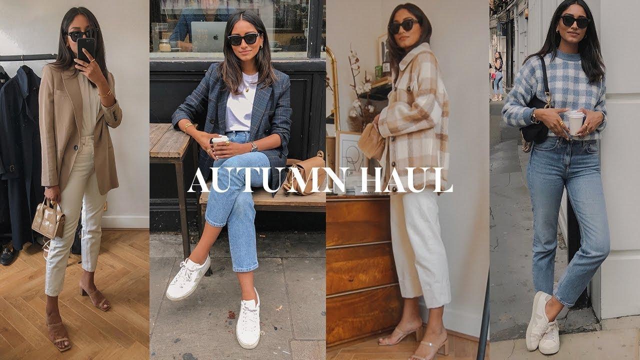AUTUMN HAUL | SÉZANE, MISSOMA, H&M, ZARA LOOKBOOK 7