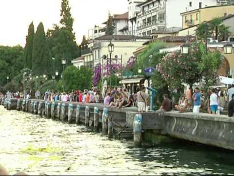Palio bisse Bandiera del Lago 2013 - Finale di Gardone Riviera