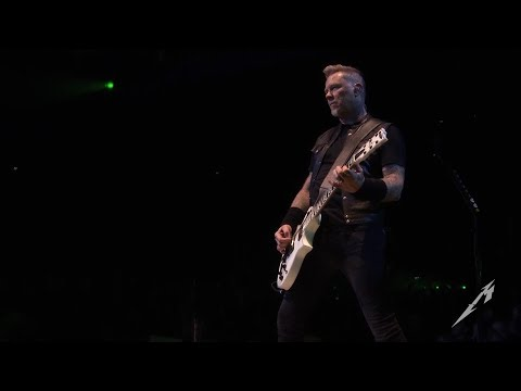 Metallica: Harvester of Sorrow Glasgow, Scotland  October 26, 2017
