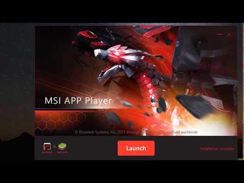 MSI App Player 2020: MSI Emulator 2020- Install MSI Emulator Windows 10-MSI App Player Vs Bluestacks