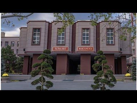 İçişleri Bakanlığı Personel Alımı Tüm şartlar 2018-NVİ Başvuru Formu DuckNews TV