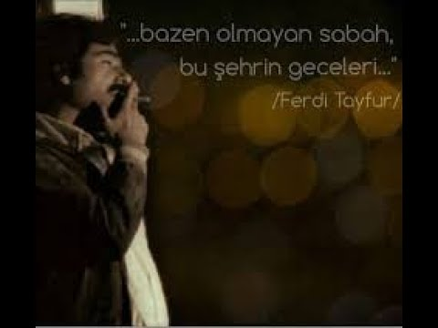 Ferdi Tayfur - Gel Bana indir