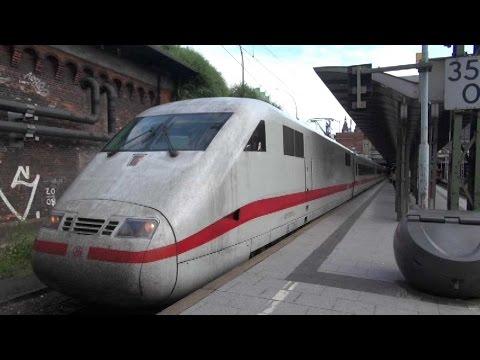 Hamburg Hauptbahnhof / Hamburg Central Station / ハンブルグ中央駅
