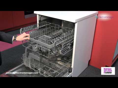 Lave-vaisselle Saver Water Brandt DFH 1235