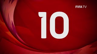 Top 10 Moments - Round of 16 - FIFA Women