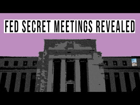 Fed SECRET Meetings! Who Is Too Big To Fail? Who Will Get MASSIVE BAILOUTS?