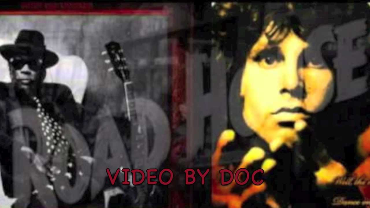 sc 1 st  YouTube & THE DOORS \u0026 JOHN LEE HOOKER ROADHOUSE BLUES~ RARE STUDIO MIX - YouTube
