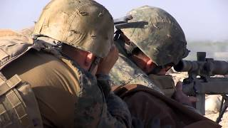 Repeat youtube video ONE SHOT ONE KILL Marine Scout Sniper kills a Taliban sniper