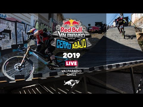 Replay Urban Downhill MTB   Red Bull Valparaíso Cerro Abajo 2019