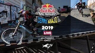 Replay Urban Downhill MTB | Red Bull Valparaíso Cerro Abajo 2019