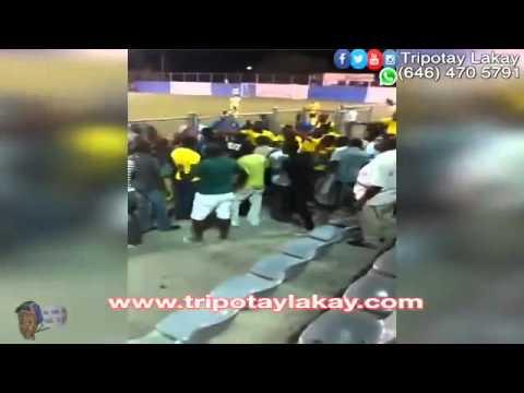 Haiti Sport   Goumen nan Match DonBosco ak Fica 24 Dec 2015