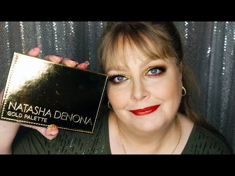 NATASHA DENONA | Gold Palette | First Impression, Demo & Review thumbnail