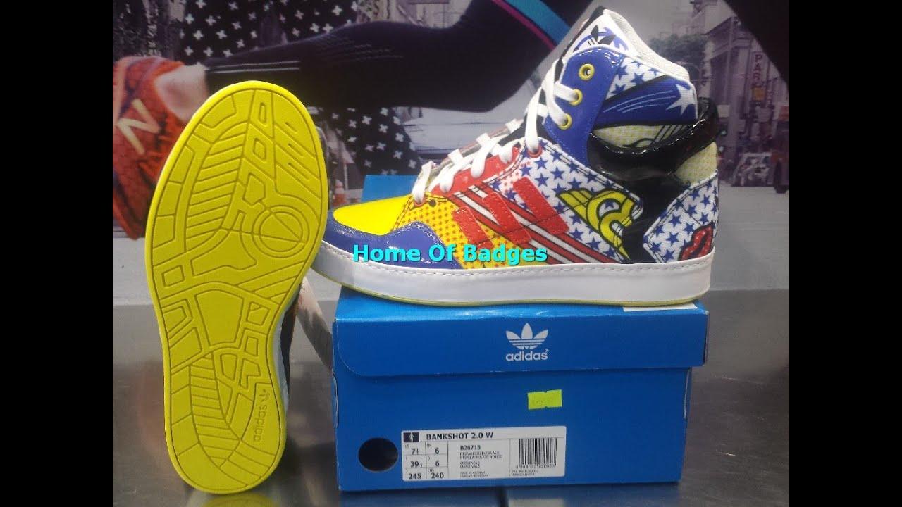 more photos 6813a 83be5 20150411 Adidas Originals 2015 Q1 Women Bankshot 2.0 Rita Ora Fashion  Sneakers B26715