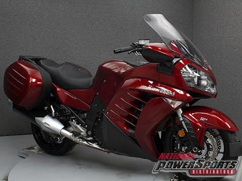 2014 Kawasaki Zg1400 Concours 1400 National Powersports