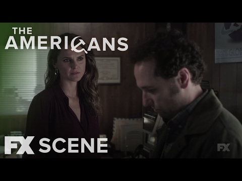 The Americans | Season 4 Ep. 3: The Point Of No Return Scene | FX