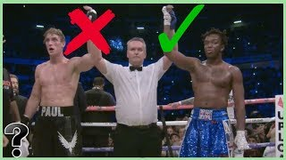 Should KSI Have Won the Match?