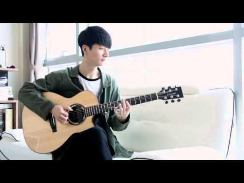 (Busker Busker) 벚꽃엔딩 Cherry Blossom Ending -  Sungha Jung