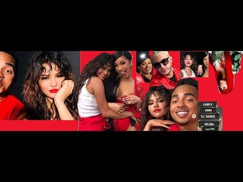 Taki Taki – Cardi B ft. Selena Gomez , Ozuna & DJ Shake
