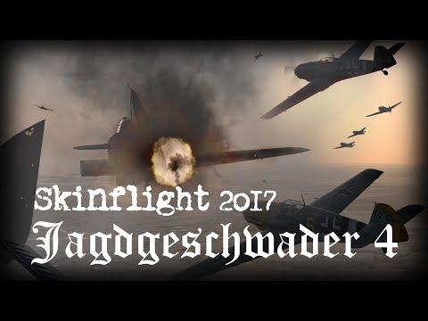 IL2 Cliffs Of Dover  |  Jagdgeschwader 4 Skinflight on ACG