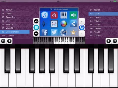 Portable ORG : Oriental Keyboard on the App Store