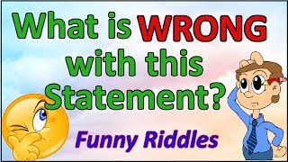 Tricky Riddles with Funny Answers - Can you solve?