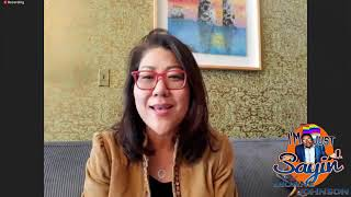 I'm Just Sayin  Guest Grace Yoo  (City Council Candidate District 10)04/07/2020